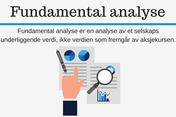 Fundamental analyse