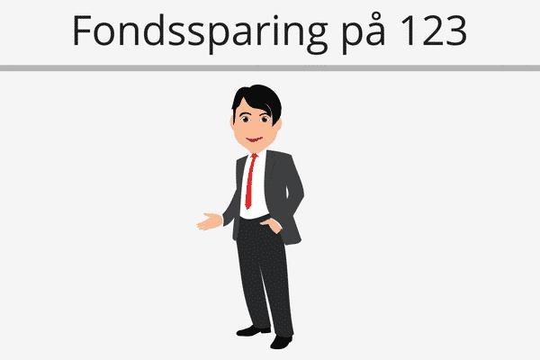 Fondssparing på 123